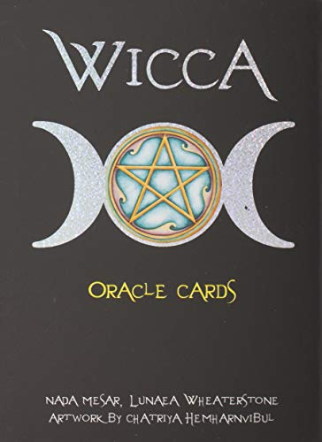 9788865271438: Wicca. Oracle cards. Con 32 carte. Ediz. multilingue