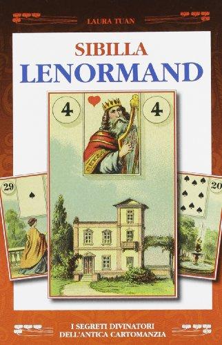 9788865271520: La sibilla Lenormand. Con 36 carte