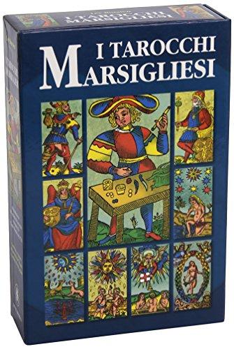 9788865271537: I tarocchi marsigliesi. Con 72 carte