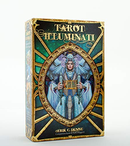 Tarot Illuminati: Book and Card Set