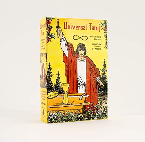 Universal Tarot Boxed Set: Berti, Giordano