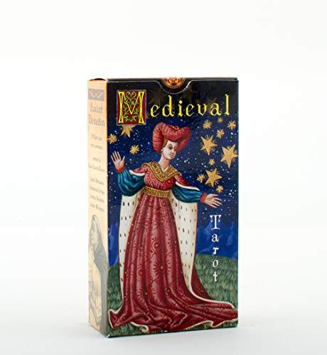 9788865272268: Tarot Medieval