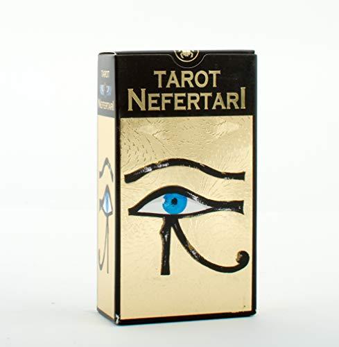 TAROT DE NEFERTARI -LE-: ALLIGO P ALASIA S