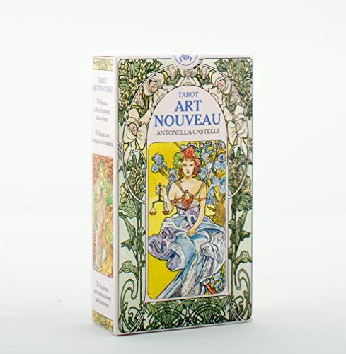 9788865272398: Tarot Art Nouveau