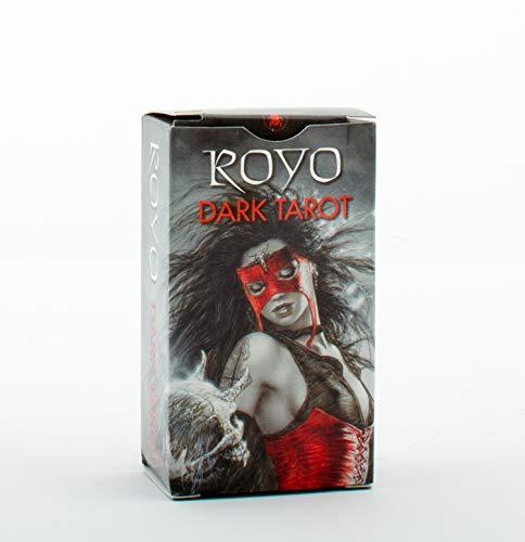 MINI ROYO DARK TAROT - MULTILINGUE: ROYO LUIS