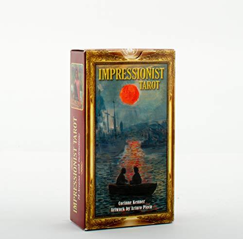 9788865273630: Tarocchi degli impressionisti