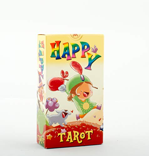 9788865273753: Happy Tarot