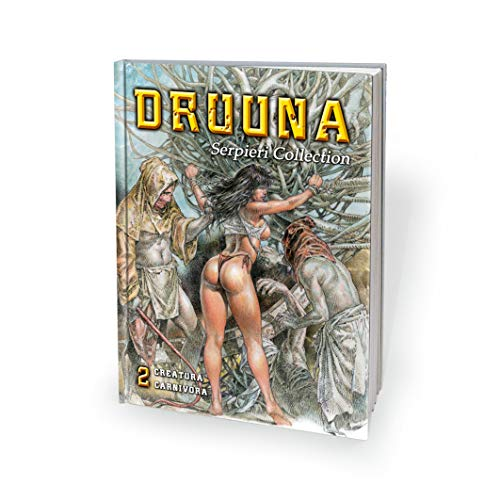 9788865273913: Druuna. Serpieri collection