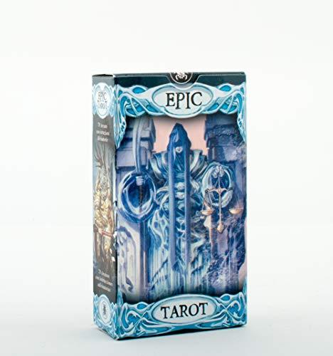 9788865274163: Epic Tarot