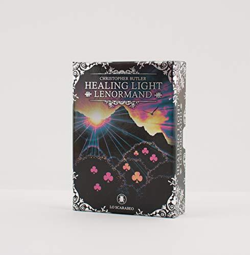 9788865276075: Healing light lenormand. Con 38 carte
