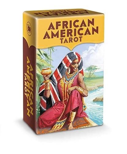 African American Tarot - Mini Tarot: 78: Jamal R.