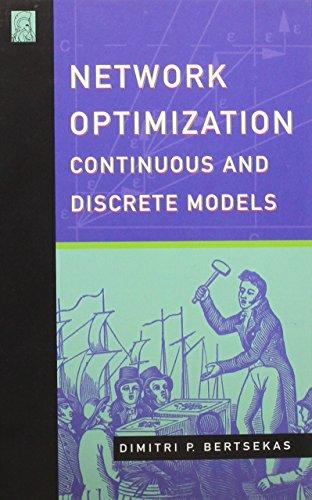 Network Optimization Continuous and Discrete Models: Andrea, Lanini