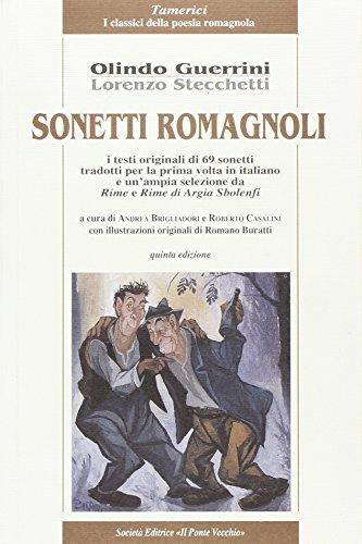 9788865411070: Sonetti romagnoli