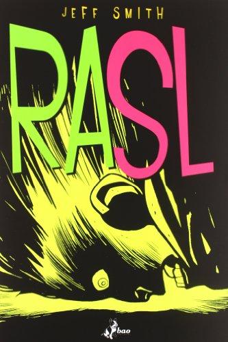 Rasl vol. 1 (886543127X) by Jeff Smith