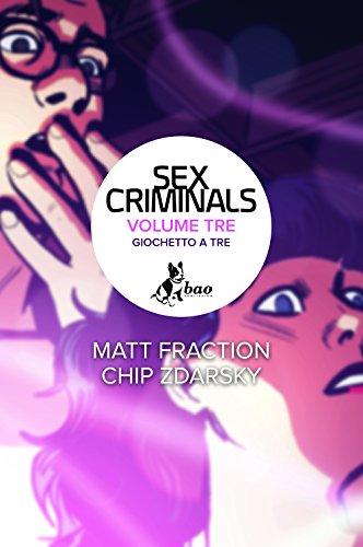 9788865437575: SEX CRIMINALS #03 - SEX CRIMIN