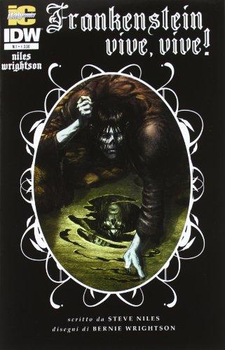 Frankenstein vive, vive! (Paperback): Steve Niles, Bernie