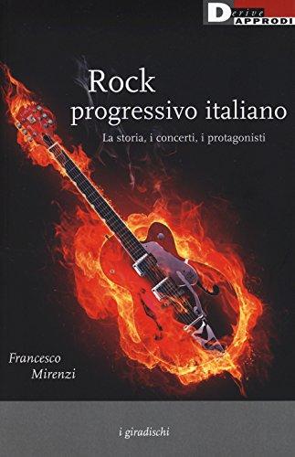Rock progressivo italiano (Narrativa): Francesco Mirenzi