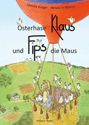 Osterhase Klaus und Fips die Maus