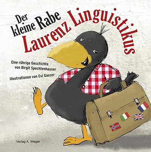 9788865631461: Der kleine Rabe Laurenz Linguistikus
