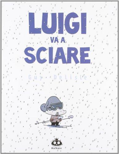 9788865670125: Luigi va a sciare