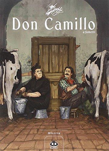9788865671153: Miseria. Don Camillo a fumetti: 9