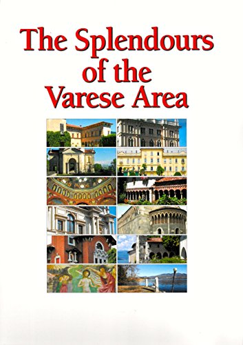 The splendours of the Varese Area: Raffaella Ganna; Mauro