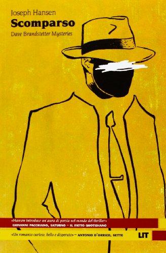 Scomparso. Dave Brandstetter mysteries (886583143X) by Joseph Hansen