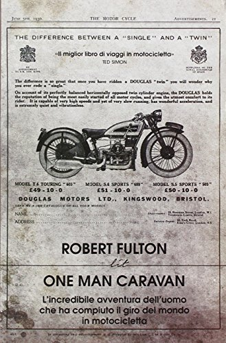 9788865832080: One man caravan (LIT. Libri in tasca)