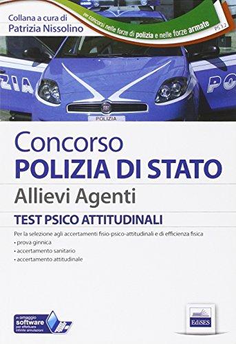 Concorso Polizia di Stato. Allievi agenti. Test: Nissolino Patrizia