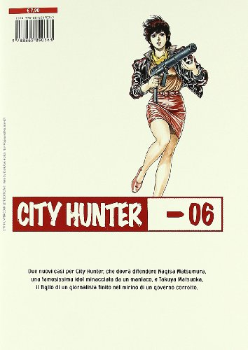 9788865890363: City Hunter