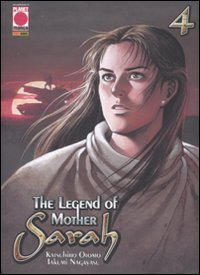 9788865890417: The legend of mother Sarah