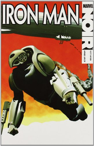 9788865890431: Iron Man noir