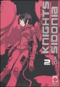 9788865891384: Knights of Sidonia: 2 (Planet manga)