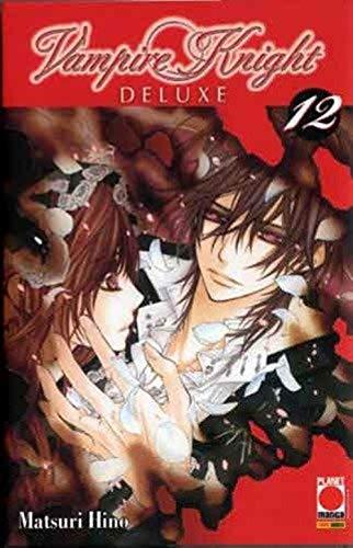 9788865892954: Vampire knight deluxe: 12 (Planet manga)