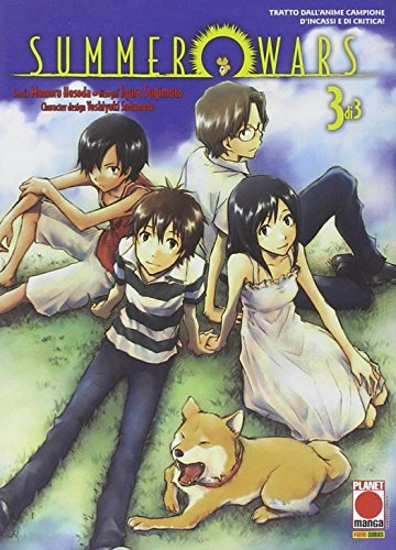 9788865893029: Summer wars: 3 (Planet manga)