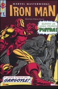 9788865894118: Il letale attacco del Gargoyle! Iron Man: 3