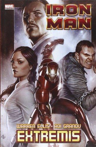 9788865895726: Extremis. Iron Man
