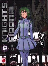 9788865896402: Knights of Sidonia: 5 (Planet manga)