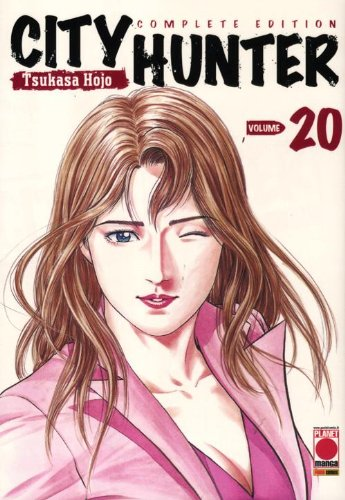 9788865897836: City Hunter vol. 20