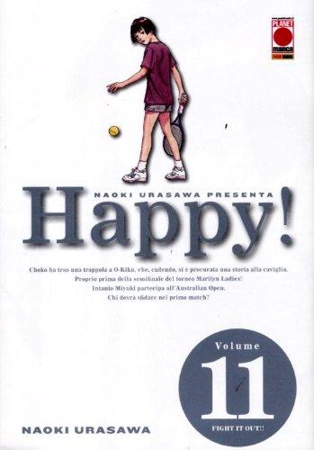 9788865897843: Happy! vol. 11