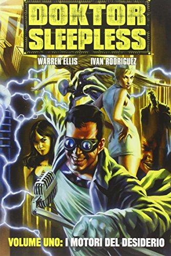 9788865898956: Doktor Sleepless vol. 1