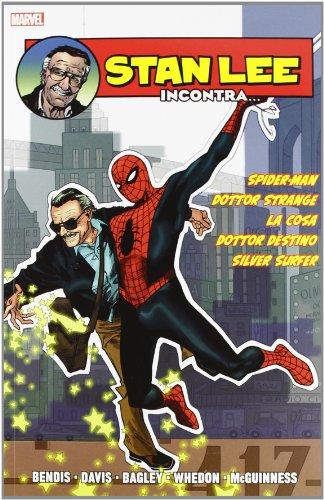 9788865899724: Stan Lee incontra... Spider-man, Dottor Strange, La cosa, Dottor Destino, Silver Surfer