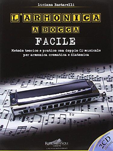9788865913314: L'armonica a bocca. Con 2 CD Audio (Echi da internet)