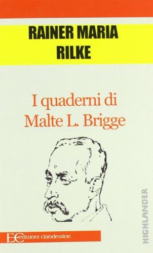 9788865963807: I quaderni di Malte L. Brigge