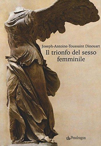 9788865987971: Il trionfo del sesso femminile (Lectio brevis)