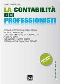 9788866041306: La contabilità dei professionisti