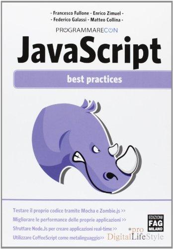 9788866043164: JavaScript. Best practices