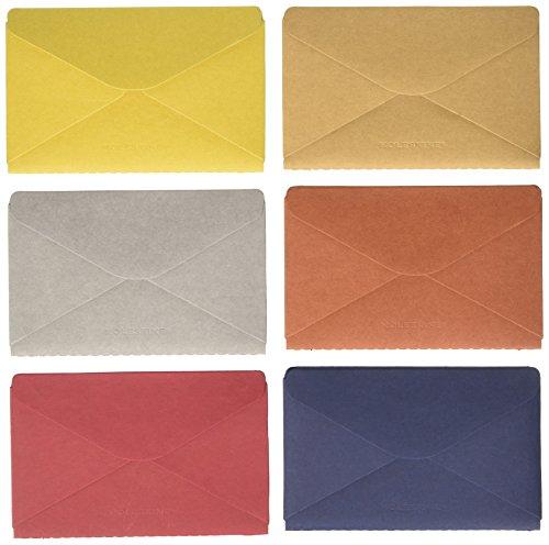 9788866133858: Moleskine - Postal Notebooks Assortment Pocket: 48 pcs: 8 Red, 8 Navy Blue, 8 Maize, 8 Kraft, 8 Light Grey, & Terracotta (Moleskine Messages)