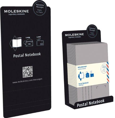 Pack 10ex Carnets Postaux Poche Mais: Moleskine