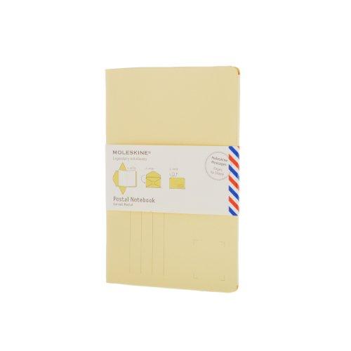 Pack de 10 Carnets Postaux Gd Ft Jaune Pastel: Moleskine
